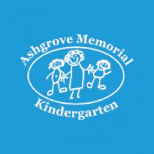 Logo for Ashgrove Memorial Kindergarten