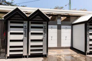 public showers at tallbudgera
