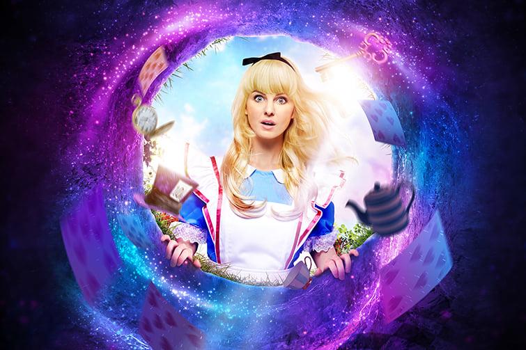 Alice in wonderland QPAC