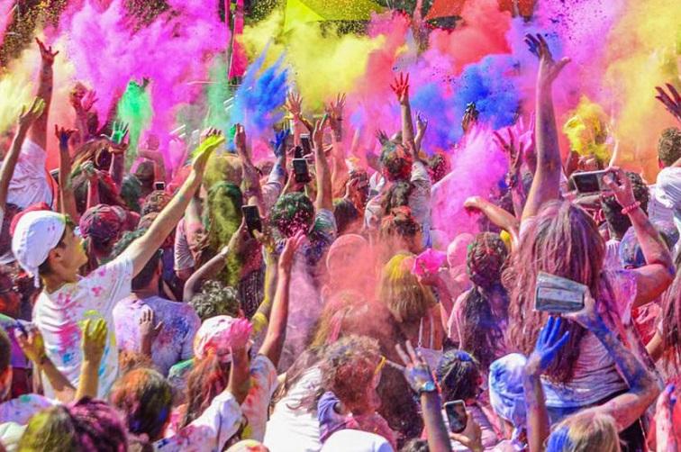 holi festival of colour