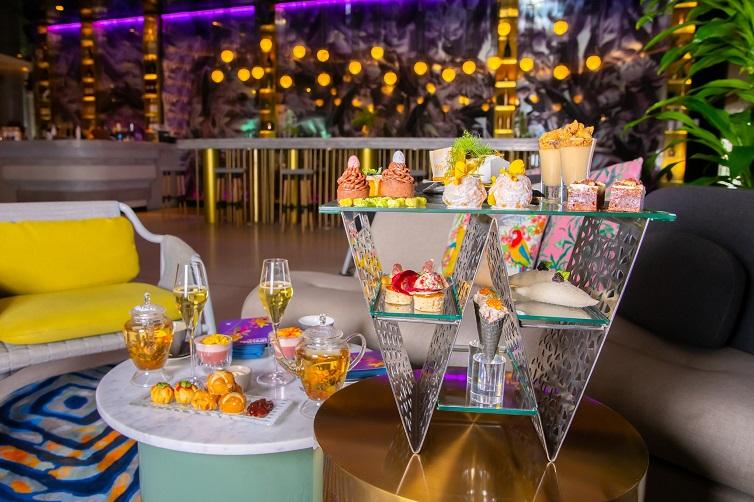 W Hotel Brisbane easter high tea