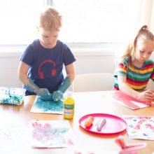 carrot paint kids