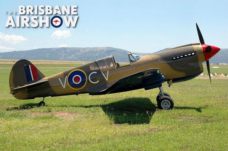 vintage plane brisbane airsho