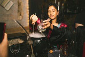 the wizards den harry potter