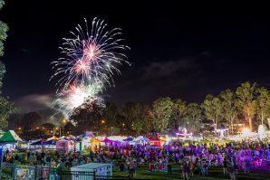 the hills carnival fireworks