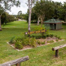 albert river park entry