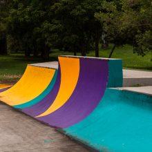albert river park skate details