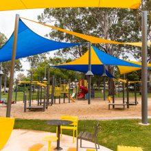 albert river park outdoor seating