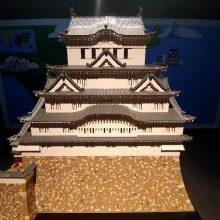 Himeji Castle made from Lego.