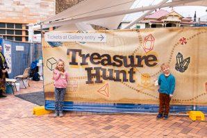 IAG treasure hunt
