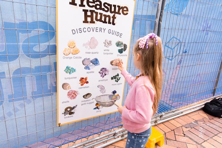 IAG treasure hunt miss 7