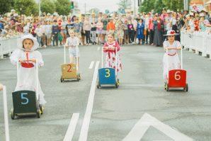 Mary Poppins Festival Family Day