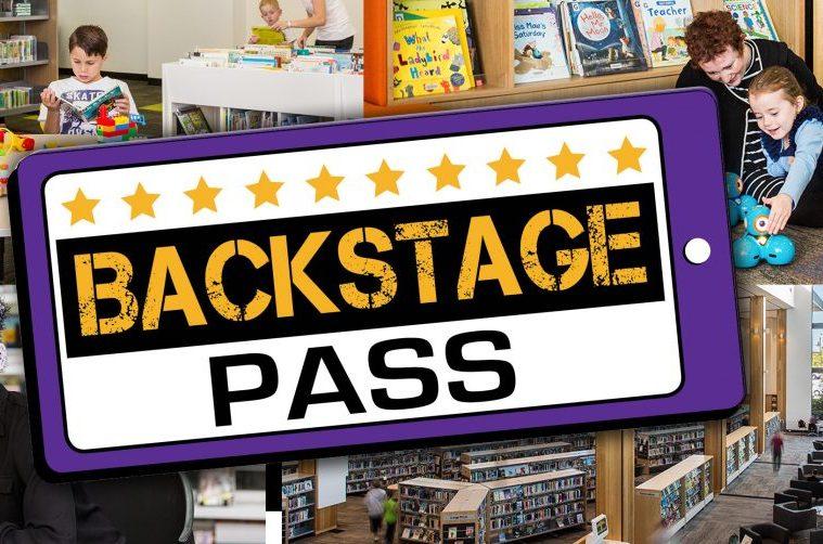 bcakstage pass
