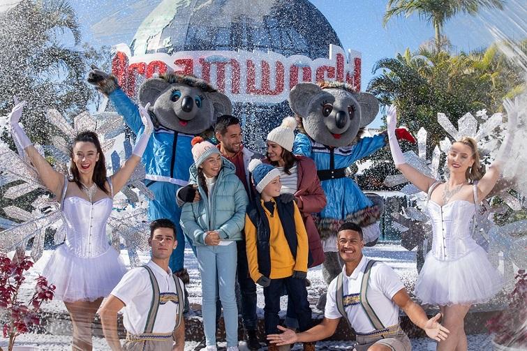 dreamworld winterfest