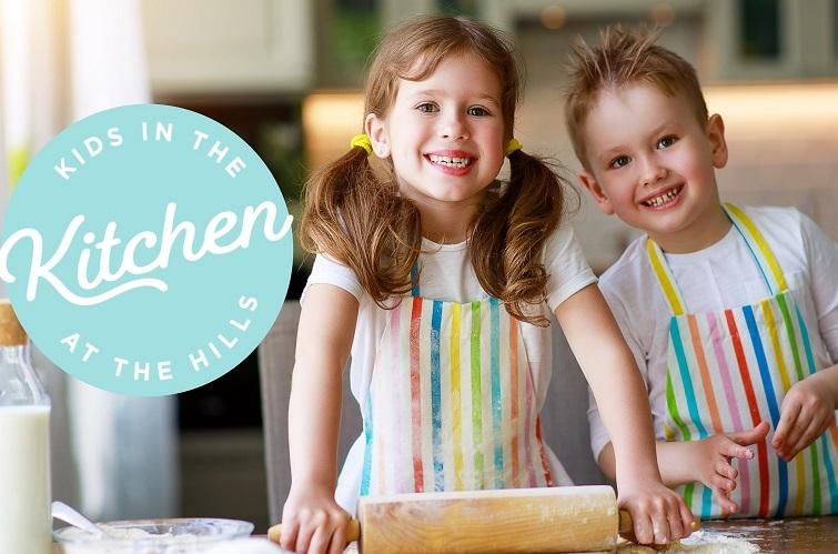 sunnybank hills shoppingtown school holiday workshop- kids in the kitchen