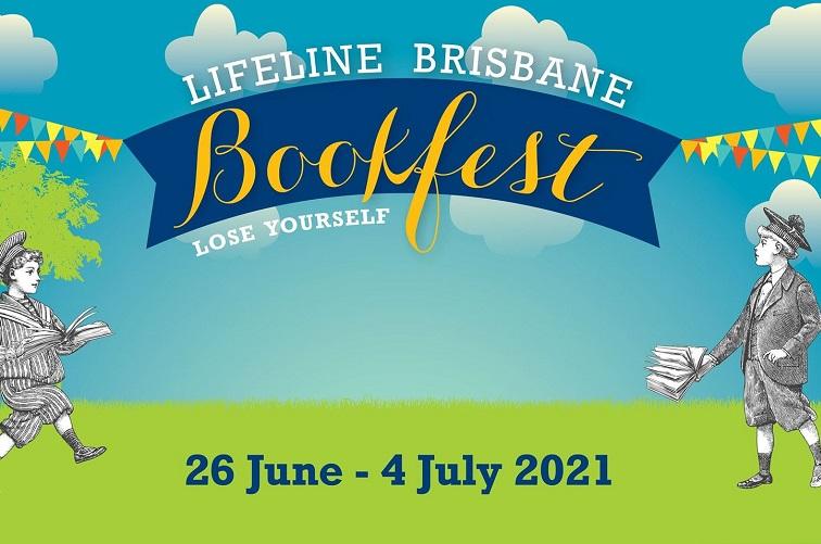 bookfest june 2021 Brisbane