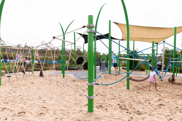 Everleigh Park ropes