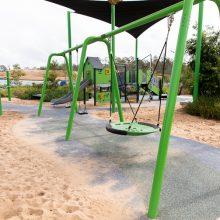 Everleigh Park swings