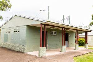 homestead park toilets