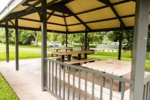homestead park picnic tables