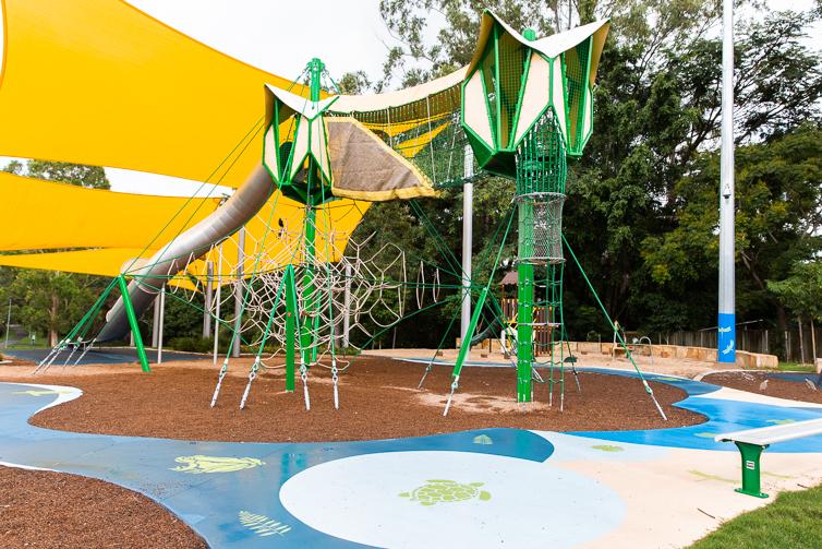 homestead park playground