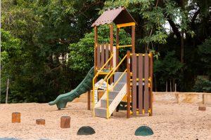 homestead park toddler equipment