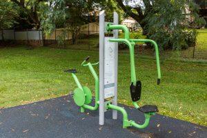 homestead park exercise equipment