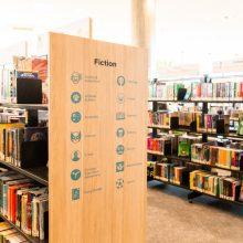 Ipswich Children's Library fiction categories