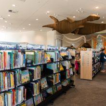 Ipswich Children's Library lots of books