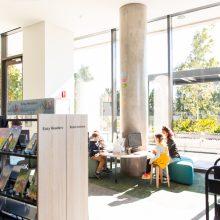 Ipswich Children's Library easy readers