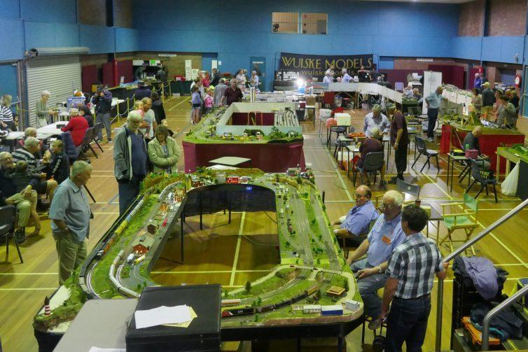 redland model railway show
