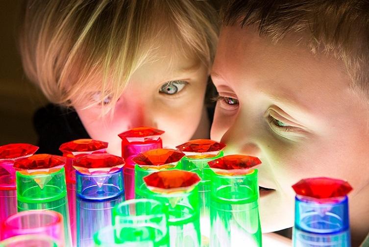 Lightplay for kids ipswich art gallery