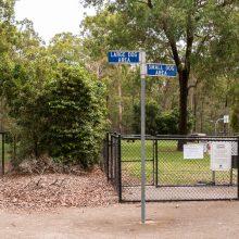 Middle Park Playground dog park
