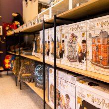 Caudrons cafe and emporium puzzles