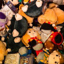 Caudrons cafe and emporium soft toys