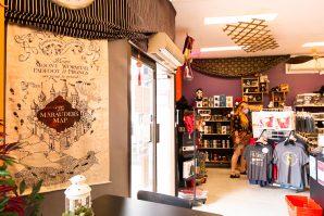 Caudrons cafe and emporium map