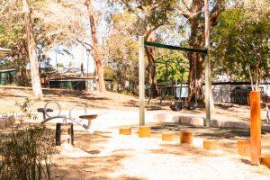Balmoral Park see saw