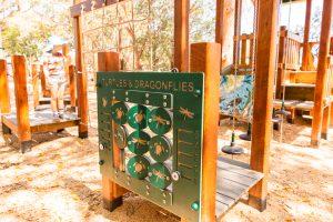 Balmoral Park activity panel