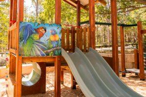 Balmoral Park art panel