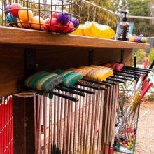 Bellingham Maze mini golf equipment