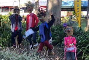 scarecrows mount tamborine