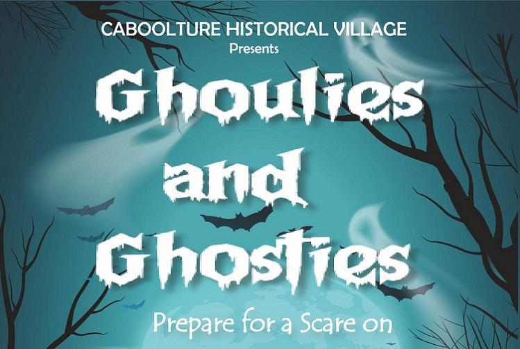 caboolture historical village halloween